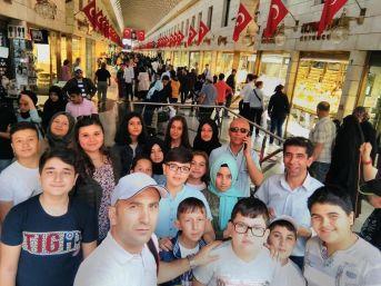 Öğrencilere Bursa Gezisi