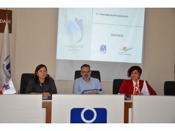 Türkiye'ye Örnek Olacak Olan Kentsel Dönüşümü İnşaat Mühendislerine Anlattılar