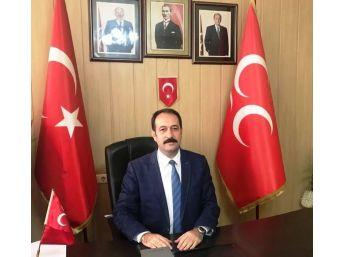 Mhp Osmaniye İl Başkanı Loş: