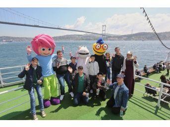 Siirtli Öğrenciler 23 Nisan'ı İstanbul'da Kutladı