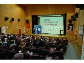 Siirt'te Öğretmenlik Vizyon Programı Düzenlendi