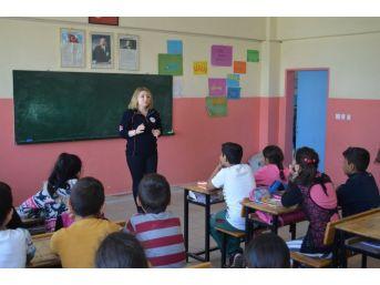 Afete Hazır Okul Eğitimleri Devam Ediyor
