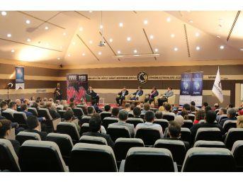 'kobi'lerle Güçlü Ve Güvenli Yarınlara' Paneli Çerkezköy'de Yapıldı