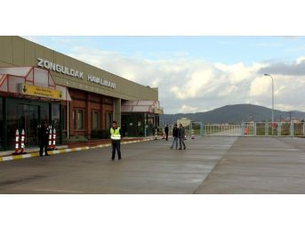 Zonguldak Havalimanı'na Ils Cihazı Takılacak