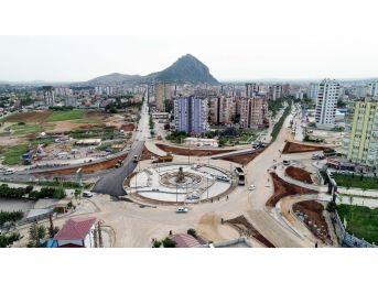 Kozan'da Trafik 8 Kollu Akıllı Kavşakla Rahatlayacak