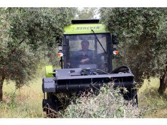 Türkiye'nin İlk Yerli 'kendiyürür' Tarım Makinesi