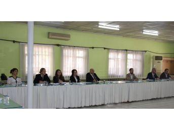 Aydın'da Bağımlılıkla Mücadele Toplantısı Yapıldı