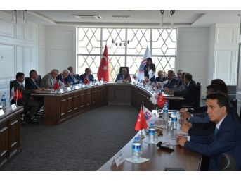Aydın'ın Milli Takımı Ayto Yüksek İstişare Kurulu Kuruldu