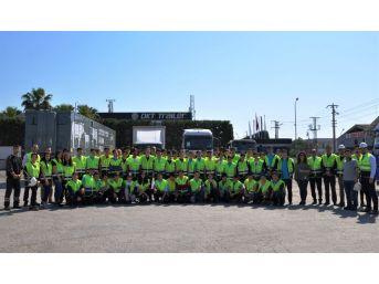 Mimar Sinan Mesleki Ve Teknik Anadolu Lisesi, Okt Trailer Fabrikasını Gezdi