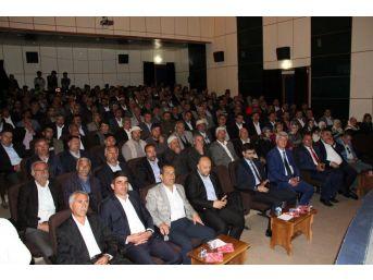 Hizan'da 'ak Parti İstişare Ve Değerlendirme' Toplantısı