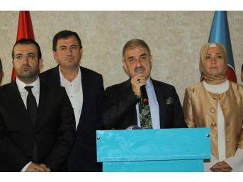Çankırı Belediye Başkan Dinç, İstifa Etti