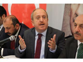 Ak Parti Çorum İl Başkanı Mehmet Karadağ:
