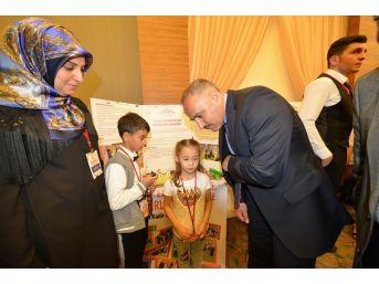 Elazığ'da Okulların Örnek Çalışmaları Sergilendi