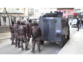 Erzurum'da Dev Uyuşturucu Operasyonu