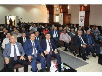 Gtb'de Lisanslı Depoculuk Bilgilendirme Toplantısı