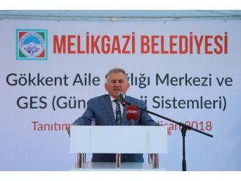 """Büyükkılıç: """"birileri Osmanlı Düşmanlığı Yapabilir Ama Biz Tarihimizle Gurur Duyuyoruz"""""""