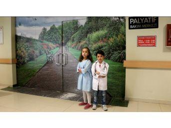 Çocuklar Kamera Karşısına Geçti Uyarıcı Mesajlar Verdi