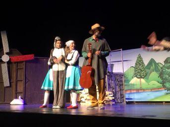 Büyükşehir Belediyesi Şehir Tiyatrosu Diyarbakır'da