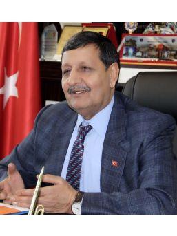 Harran Belediye Başkanı Mehmet Özyavuz'dan 23 Nisan Mesajı