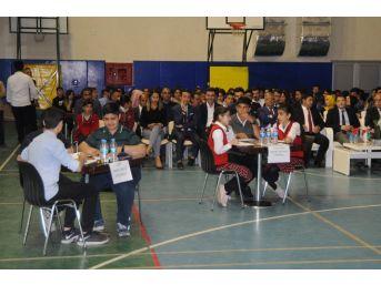 Şırnak'ta Bilgi Yarışması İl Finali Düzenlendi