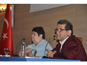 Down Sendromlu Girişimci Uşak Üniversitesi'ne Konuk Oldu