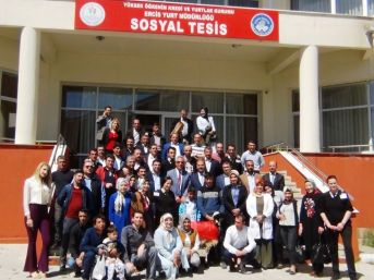 Erciş Yurtlar Kurumu Müdürlüğünde Çalışan 75 Personelin Kadro Sevinci