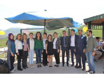 Kdz. Ereğli Devlet Hastanesi'nde Trsm'nin 1. Yılı Kutlandı