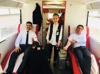 Kdz. Ereğli Devlet Hastanesi'nden Kan Bağışı Kampanyası