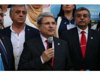 """İyi Parti Genel Sekreteri Aytun Çıray: """"ilk Günden 100 Bin İmzayı Geçtik"""""""
