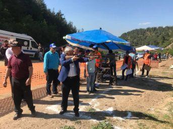 Başkan Şahin, Atıcılar Kulübünün Düzenlediği Yarışmaları İzledi