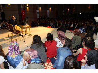 Anadolu'nun Mihenk Taşı Programında Neşet Ertaş Anıldı