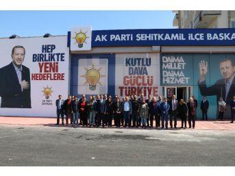 Ak Parti Şehitkamil'de Seçime Hazır