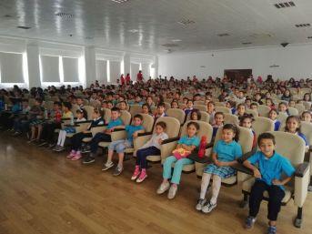 Gaziantep'te Çocuk Festivaline Büyük İlgi