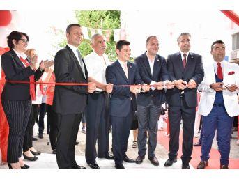 Chp'nin Köyceğiz'deki Yeni Hizmet Binası Açıldı