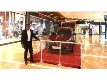 Şanlıurfa Piazza'nın Son Model Otomobil Sahibini Buldu