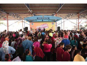 Kepez'in Mahalle Şenlikleri Başladı