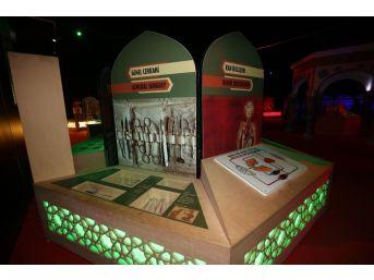 Altın Çağda Bilim Sergisi İle Tarihe Yolculuk
