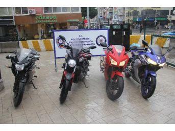 250 Bin Tl'lik Motosiklet Çalan 2 Hırsız Tutuklandı