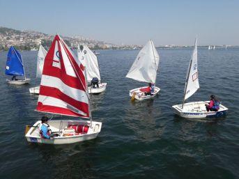 İzmit Yelken Kulübü, Optimist - Laser Türkiye Şampiyonasına Katılıyor