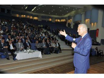 Selçuk'ta 'doğa-insan İlişkileri Konferansı' Gerçekleştirildi
