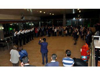 Mardinliler Trabzon'da Horonla Karşılandı
