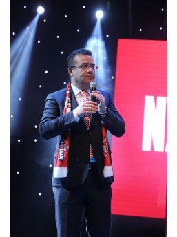 """Başkan Taşçı: """"samsunspor Çalıştayı Mayıs Ayında"""""""