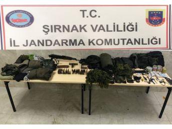 Şırnak'ta 1 Pkk'lı Terörist Yakalandı