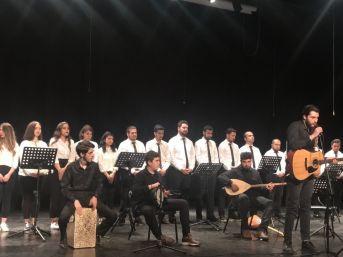 Zonguldak Türküleri Beü'de Buluştu