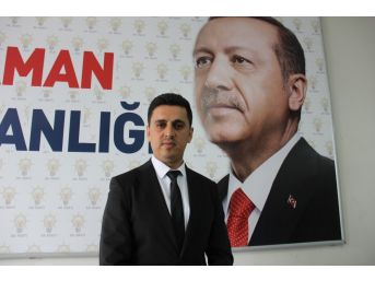 Ak Parti Milletvekili Aday Adayı Erkan Gözel'den İsrail'e Tepki