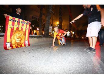 Antalya'da Şampiyonluk Coşkusu