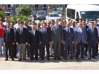 Aydın'da Gençlik Haftası Başladı