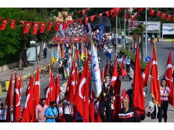 19 Mayıs Balıkesir'de Çeşitli Etkinliklerle Kutlandı