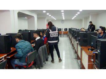 Balıkesir'de Gençlere Yönelik Huzur Operasyonu Yapıldı