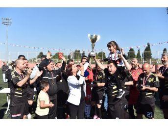 Atatürk Kupası Veteranlar Turnuvası'nda Final Heyecanı